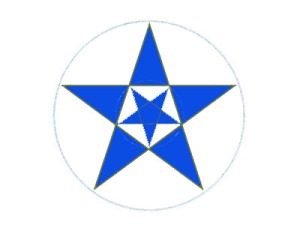 Two Pentacle